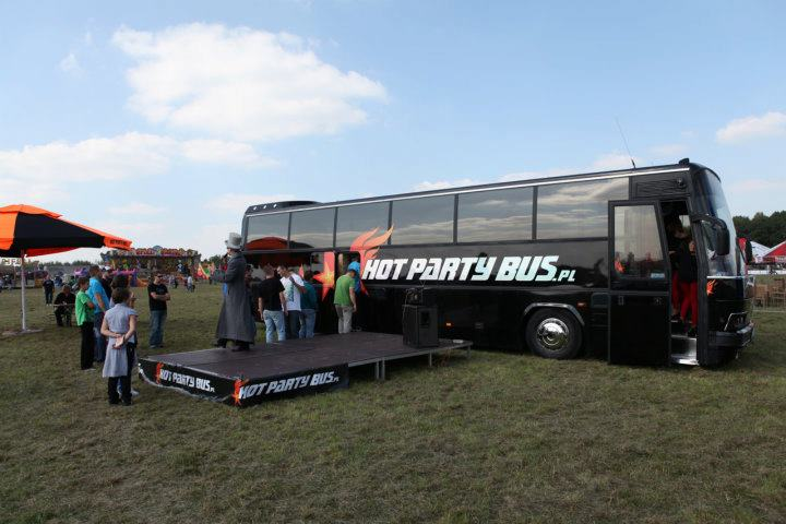Neoplan 316 Mercedes NEGOCJUJ HOT PARTY BUS