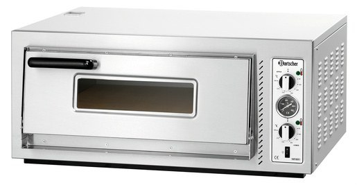 PIEC DO PIZZY NT 621 4 X PIZZA BARTSCHER