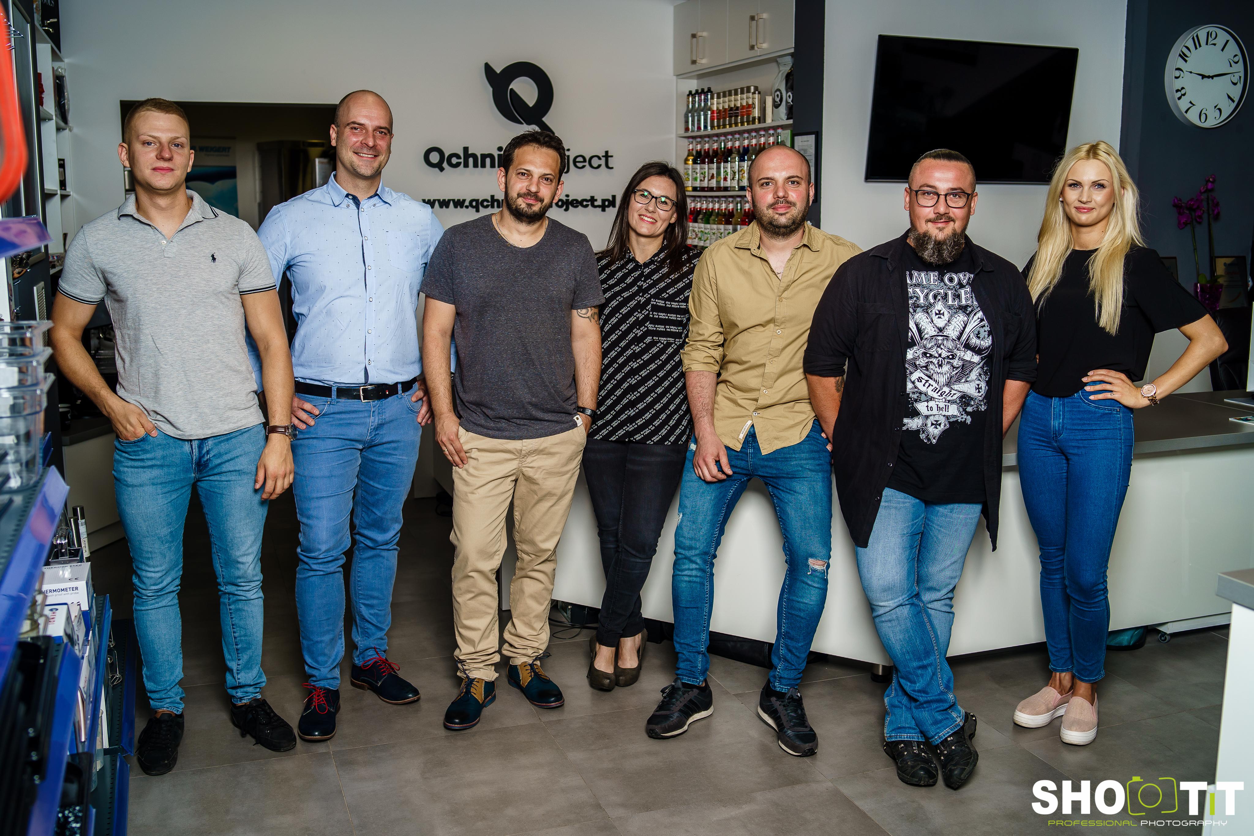 Qchnia Project