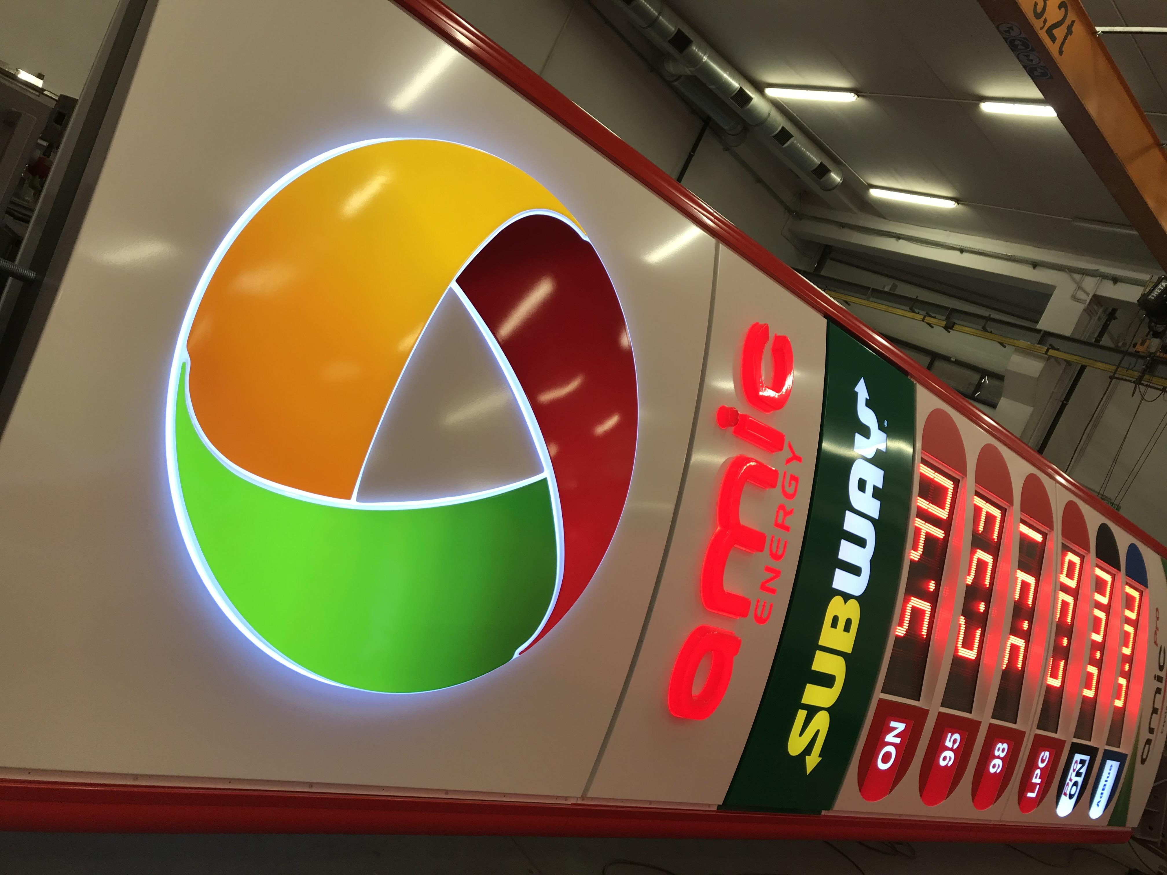 GRAFFICO Producent Reklam Świetlnych i wielkogabarytowych